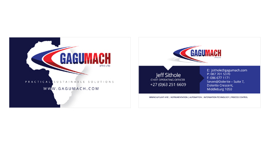 gagumach business cards
