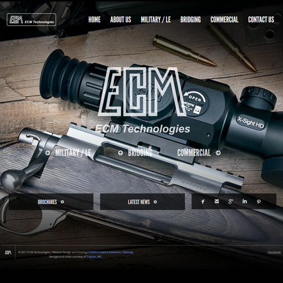 ecm tech website